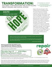 Hope Flyer