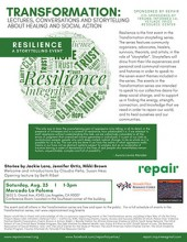 Resilience Flyer